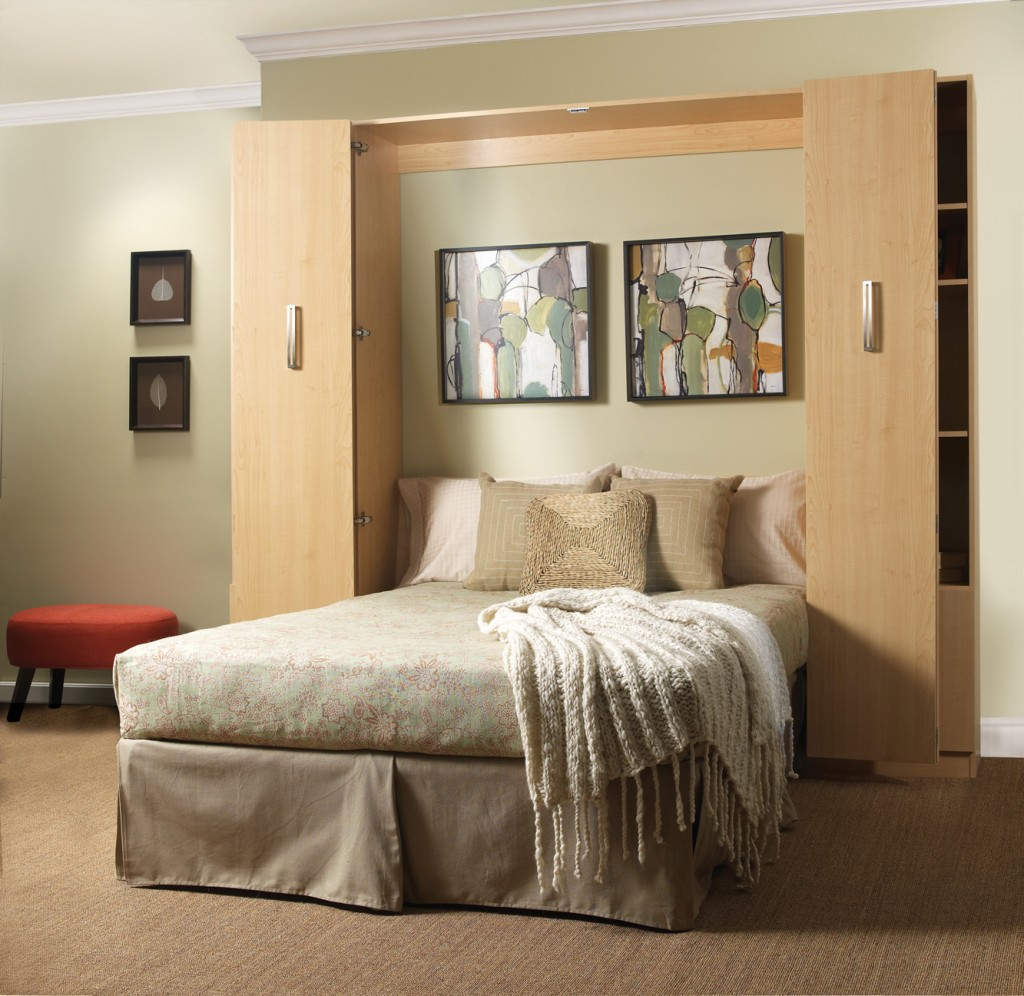 The Dreamsaver Murphy Bed More Space Place Jacksonville