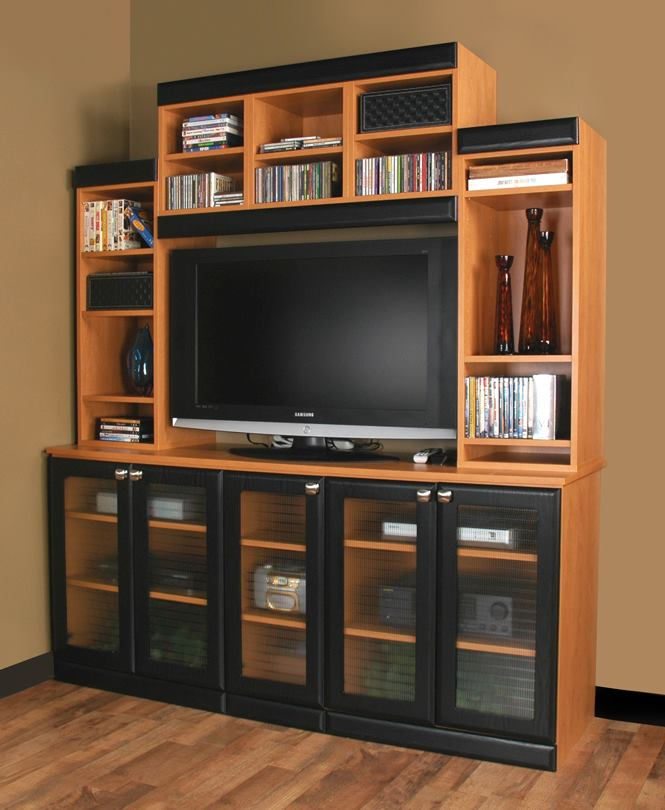 Custom entertainment center unit Hilton Head