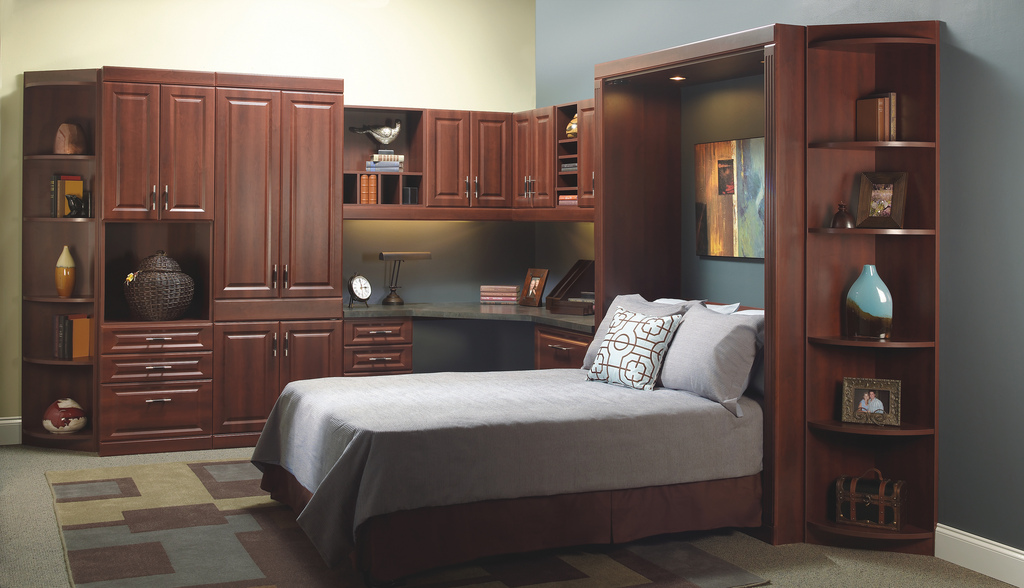 get custom office storage from jacksonville more space place. Black Bedroom Furniture Sets. Home Design Ideas