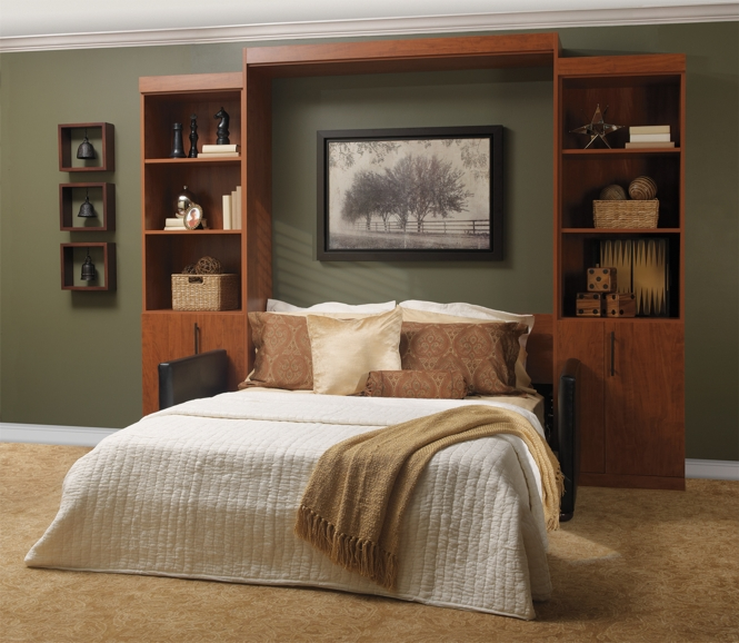 Combine a Murphy Bed & Sofa | More Space Place Jacksonville