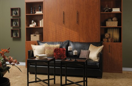 Chesterfield sofa Murphy bed Jacksonville