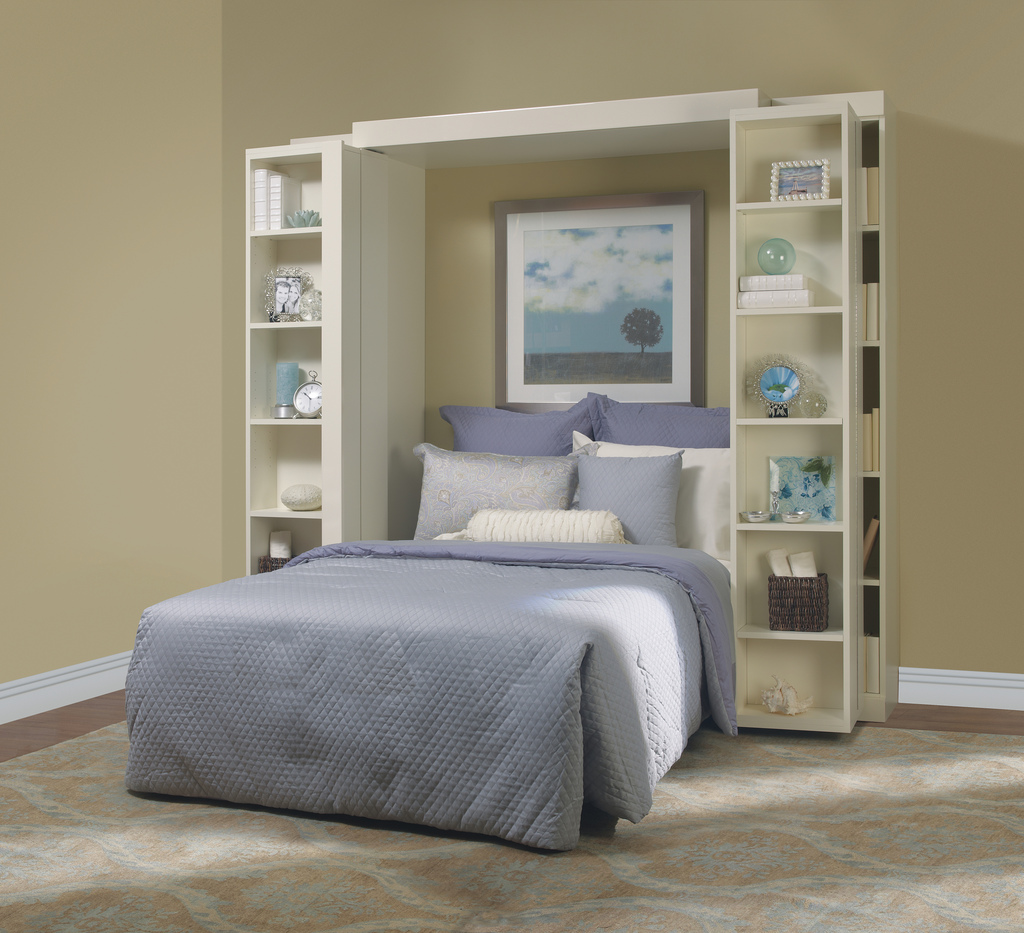 Try Our Madison Bookcase Murphy Bed Local Jacksonville