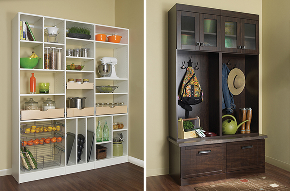 Kitchen Utility Cabinet