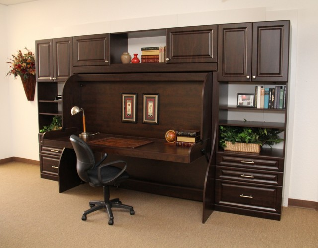 Murphy Beds St Augustine Fl : Desk beds in jacksonville st johns fl more space place