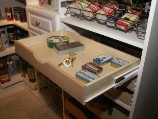 Jacksonville Custom Pantry Organization