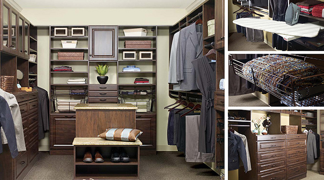 Etonnant 5 Custom Closet Features To Try