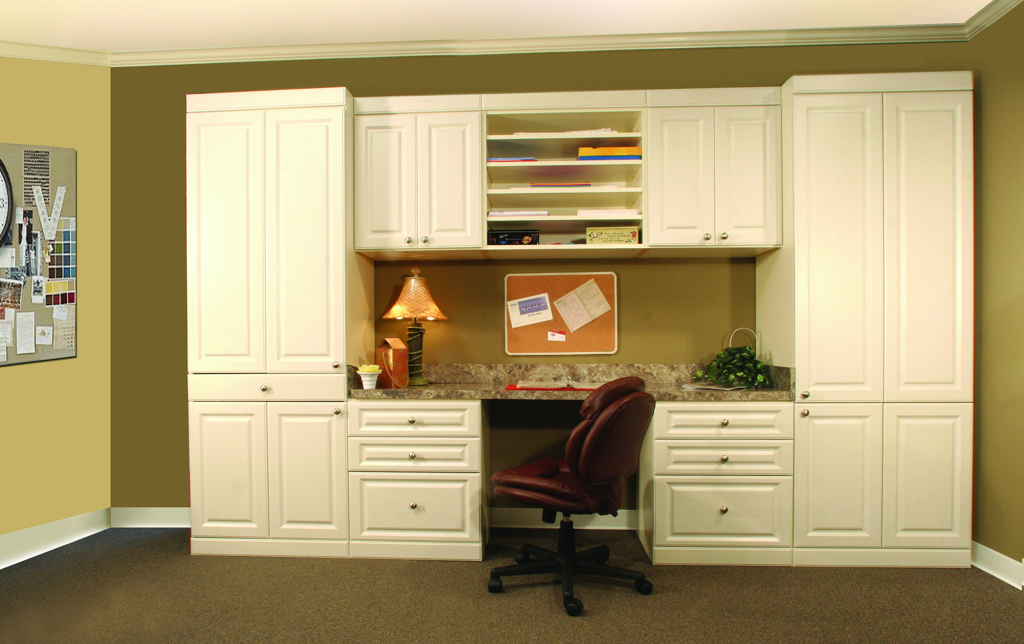 Storage Solutions For Craft Rooms From More Space Place
