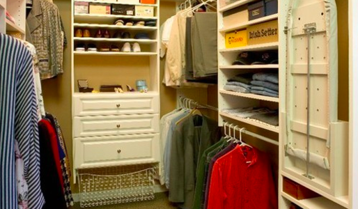 Creating Efficient Closet Storage In Your Home