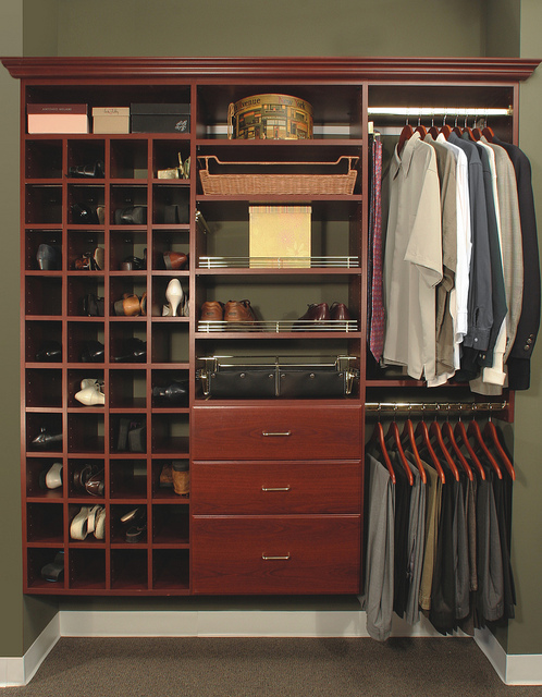 St. Johns custom closets