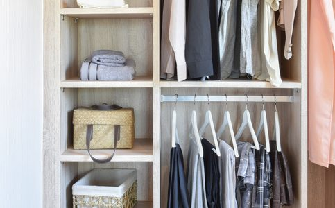 small closet organization Jacksonville
