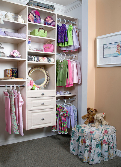 kid friendly closet Jacksonville