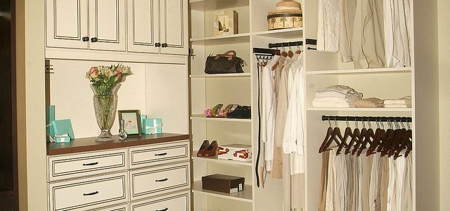 Elegant Traditional Closet in Jacksonville