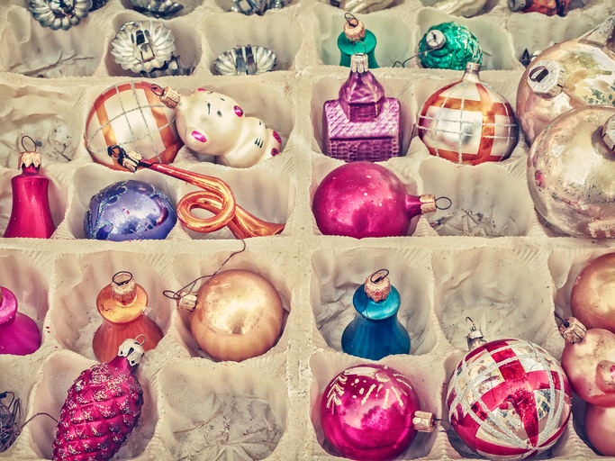 Organizing Ornaments