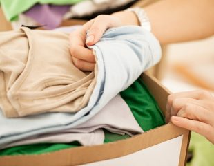 getting rid of unwanted clothes in Jacksonville