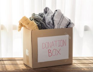 donating clothes in Jacksonville