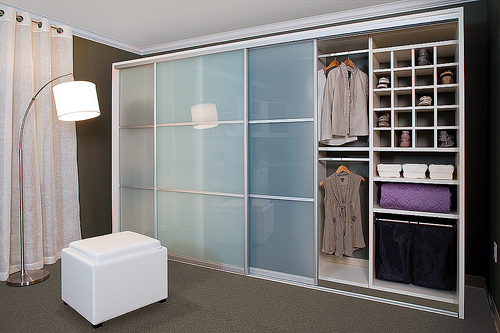 Custom Reach In Closet Jacksonville