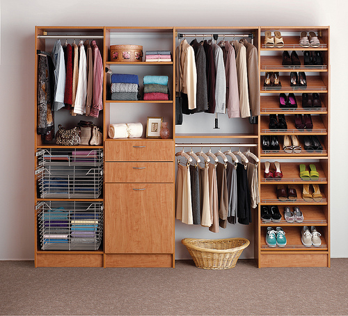 Custom Closet for Couples Jacksonville