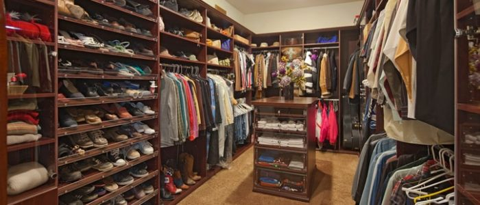 custom closet and storage Jacksonville