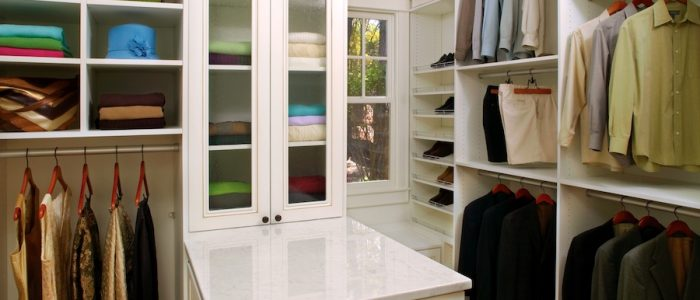 Custom Walk In Closet Jacksonville Florida