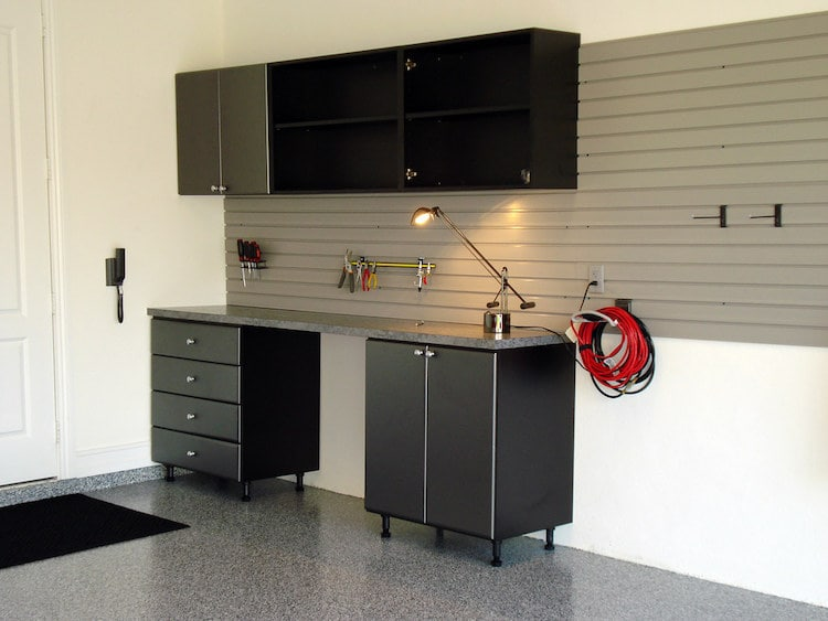 Custom Garage - Murphy Bed Jacksonville