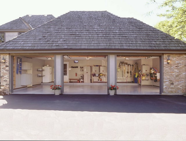 Custom Garage in St. Johns - More Space Place Jacksonville