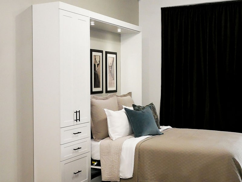 Custom Murphy Bed - More Space Place - Jacksonville